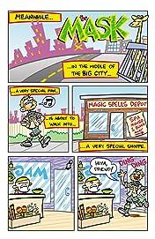 Itty Bitty Comics: The Mask #1