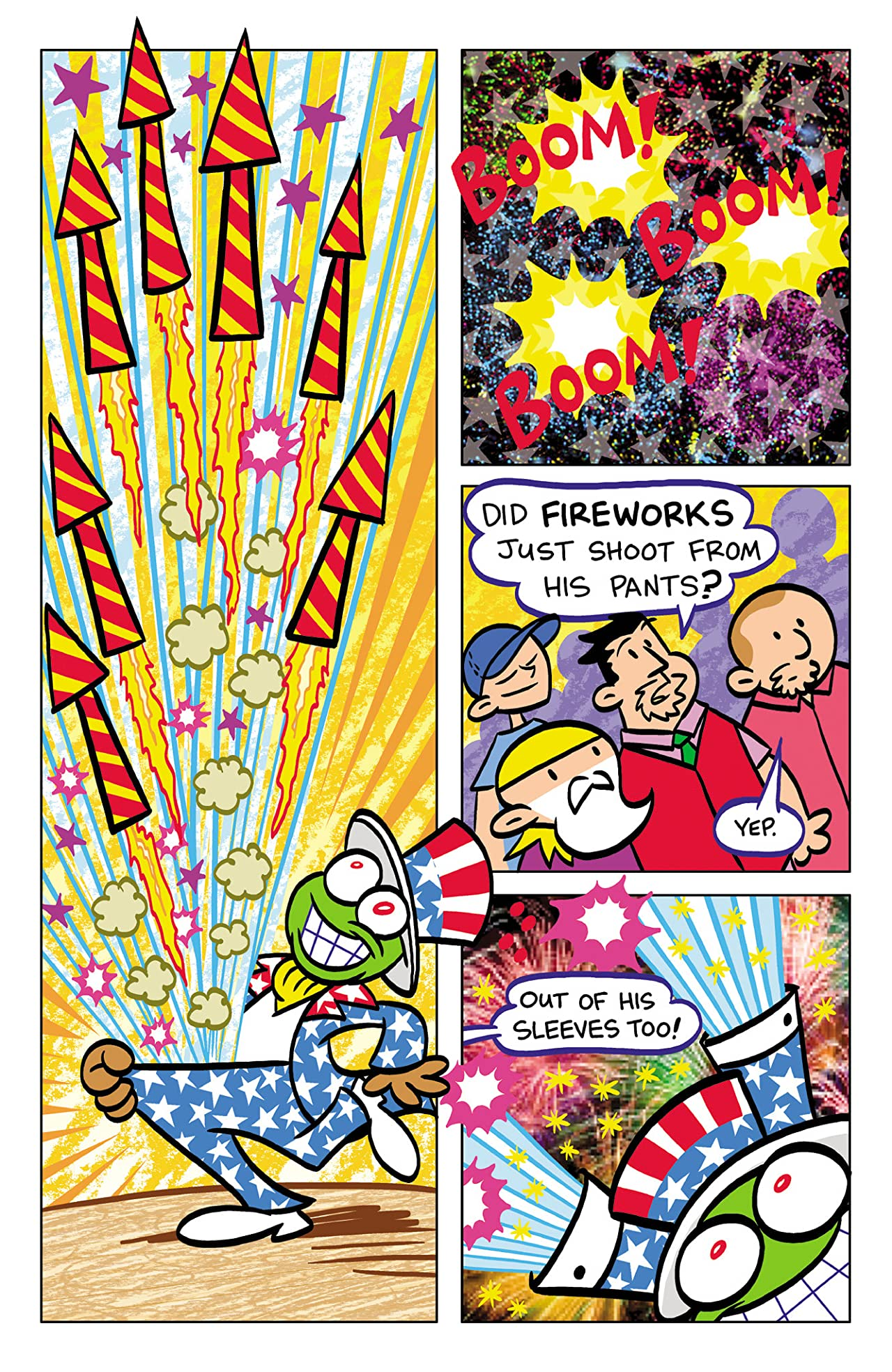 Itty Bitty Comics: The Mask #3