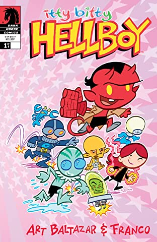 Itty Bitty Hellboy No.1