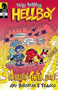 Itty Bitty Hellboy #3
