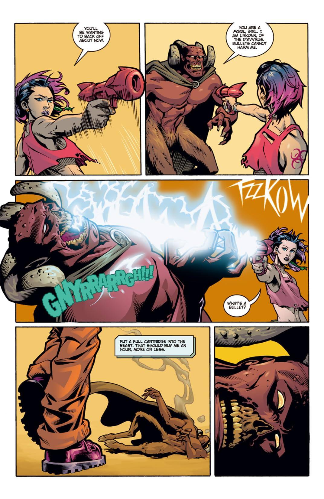 Joss Whedon's Fray #2