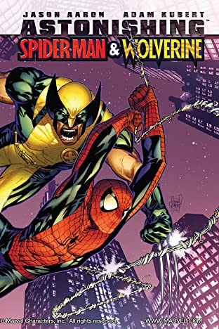 Astonishing Spider-Man & Wolverine #1 (of 6)