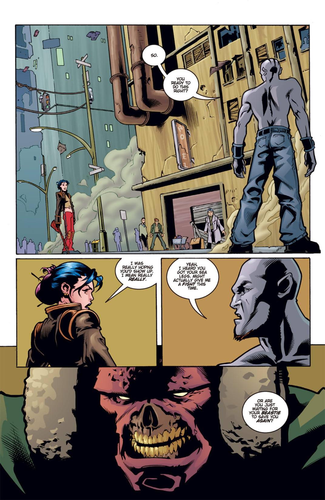 Joss Whedon's Fray #7