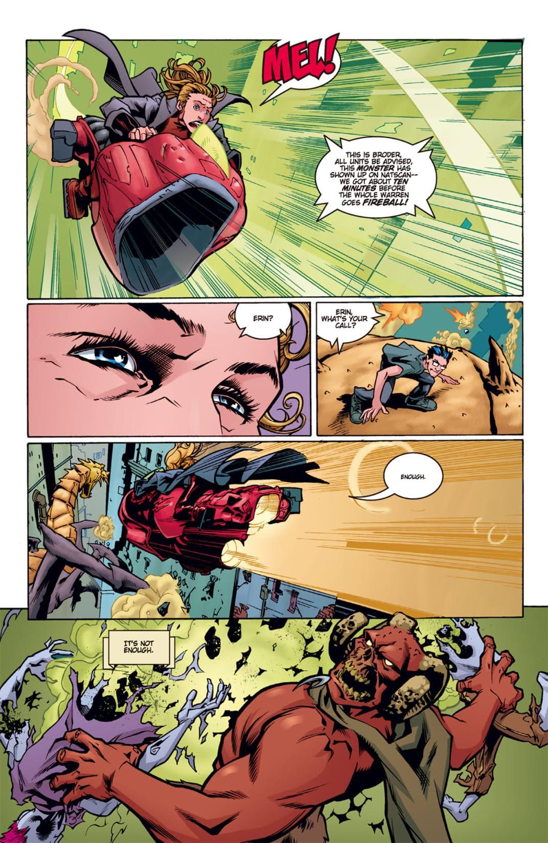 Joss Whedon's Fray #8