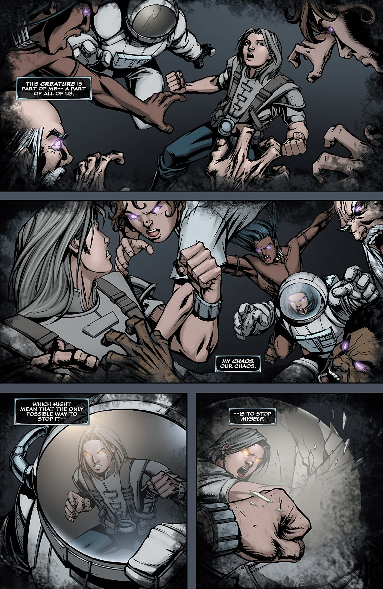 Soulfire Vol. 3 #8