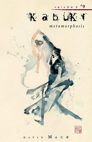 Kabuki vol. 5 #9