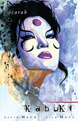 Kabuki vol. 6 No.1