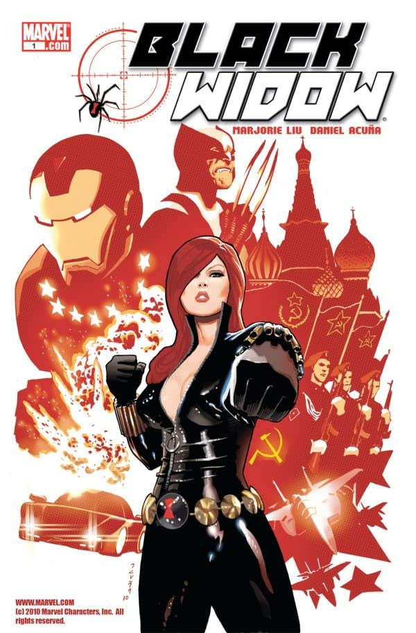 Black Widow (2010) #1