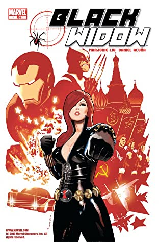 Black Widow (2010) No.1