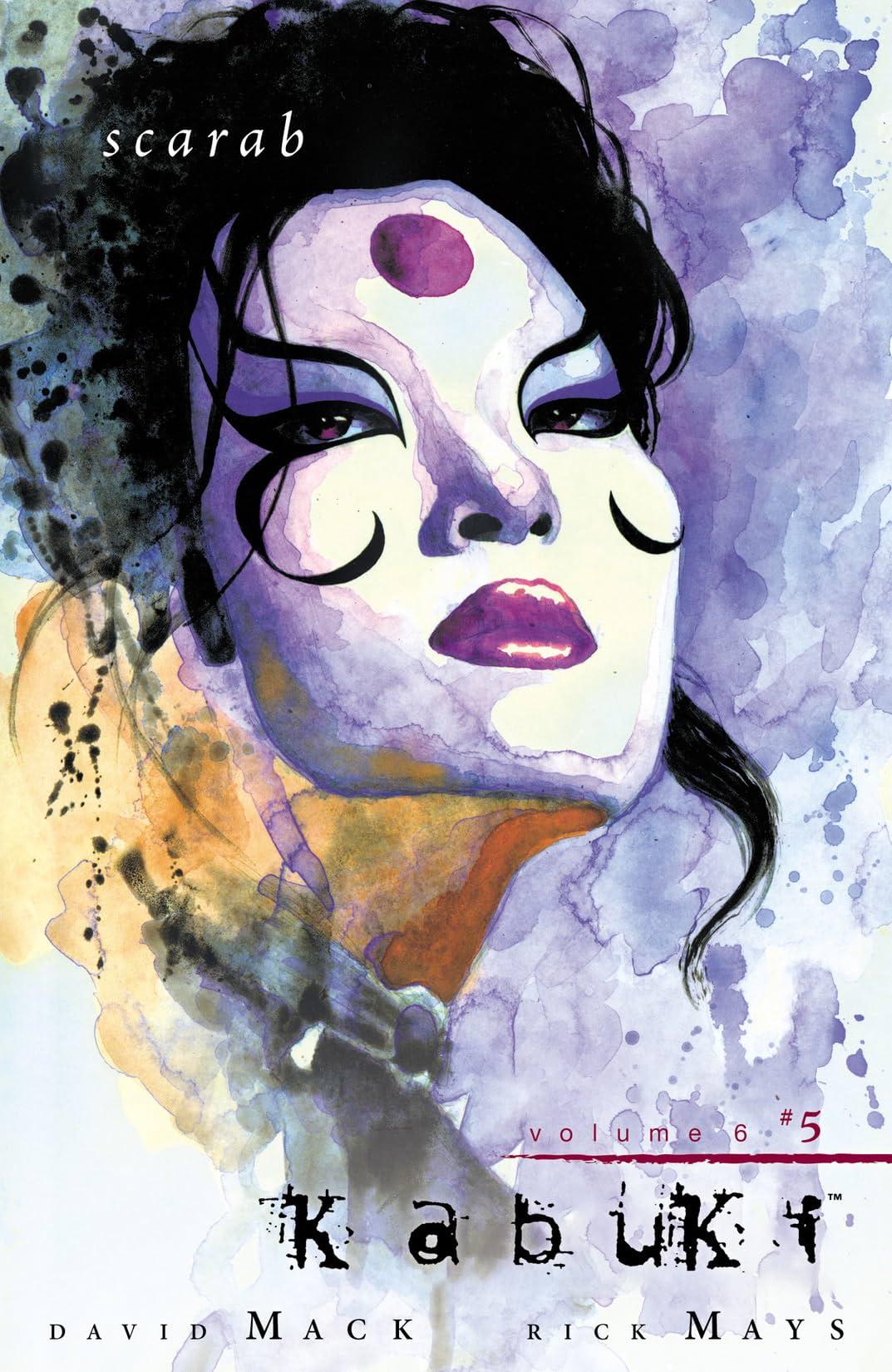 Kabuki vol. 6 #5
