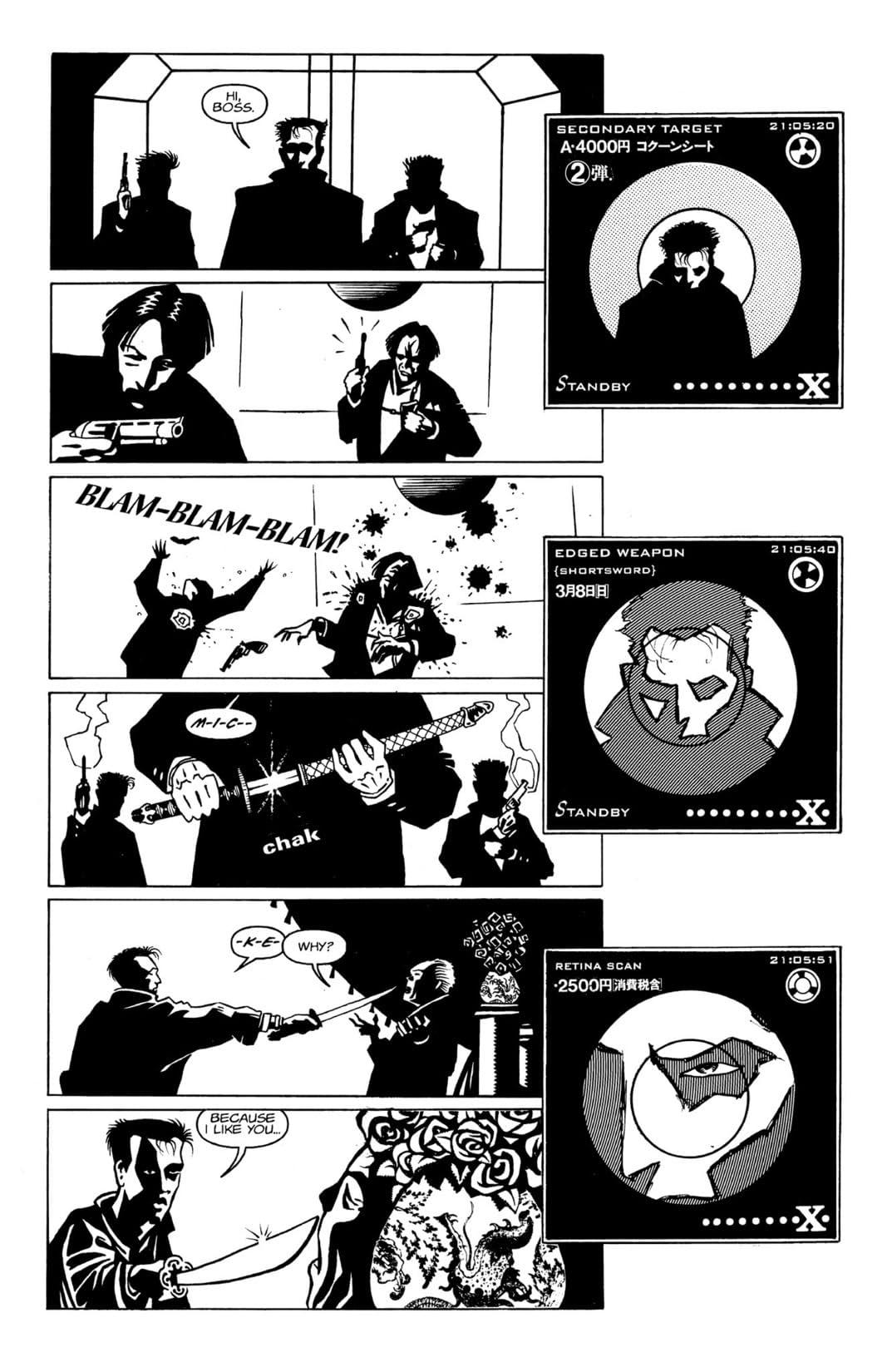 Kabuki vol. 1 #1