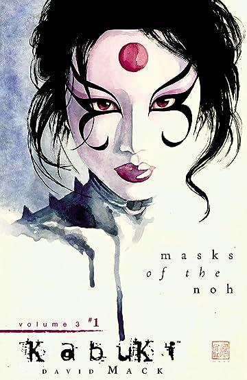 Kabuki vol. 3 #1