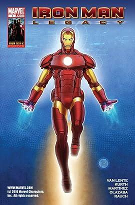 Iron Man: Legacy (2010-2011) #1