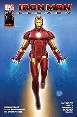 Iron Man: Legacy #1