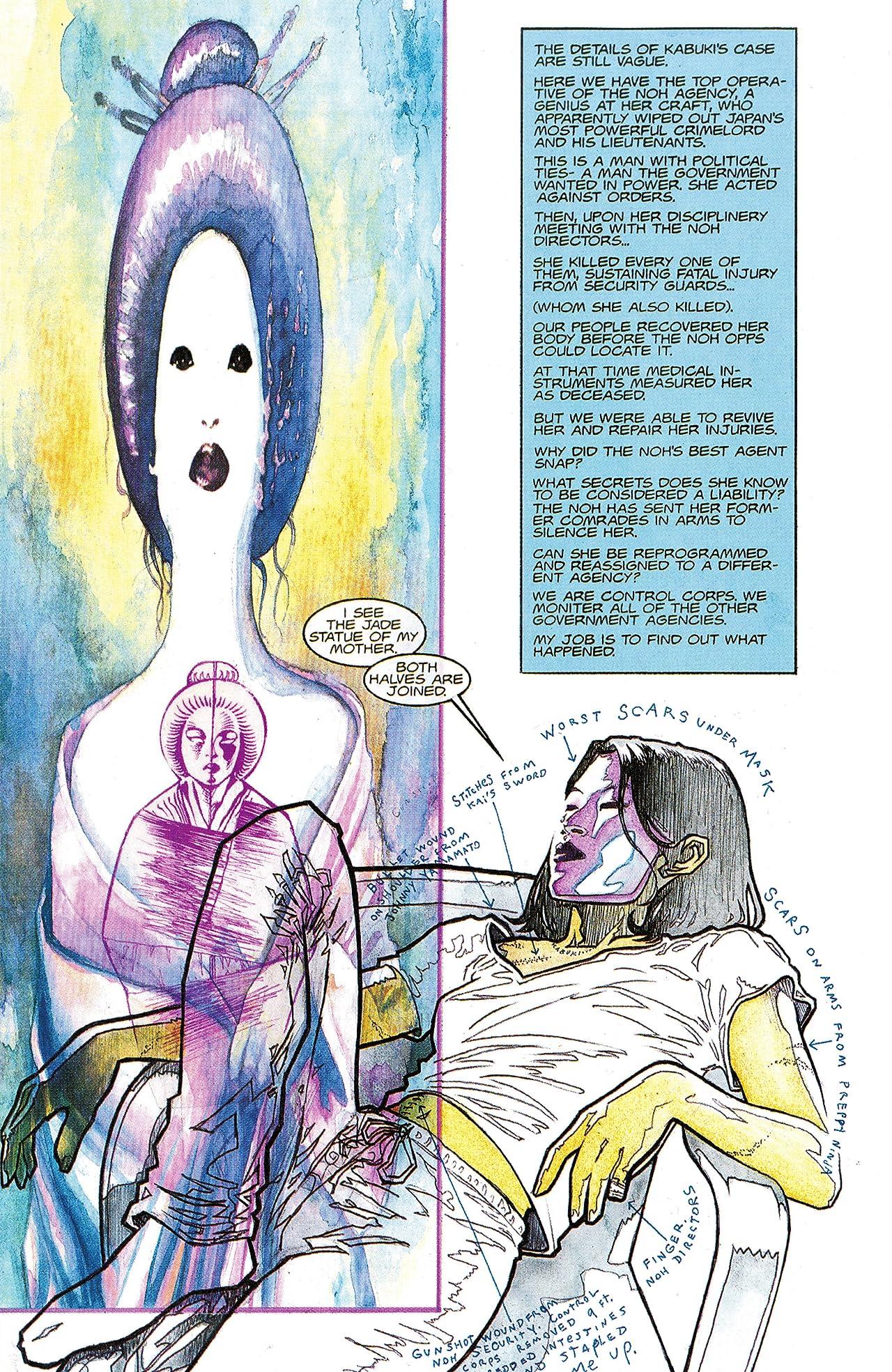 Kabuki vol. 5 #1