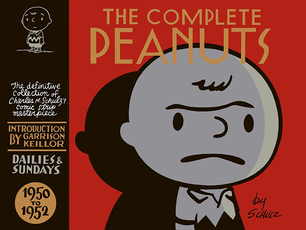 The Complete Peanuts Vol. 1: 1950-1952
