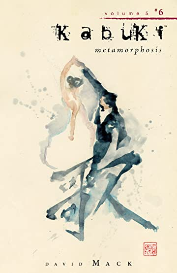 Kabuki vol. 5 #6