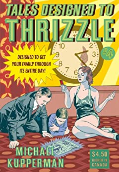 Tales Designed To Thrizzle No.4