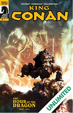 King Conan: Hour of the Dragon #1