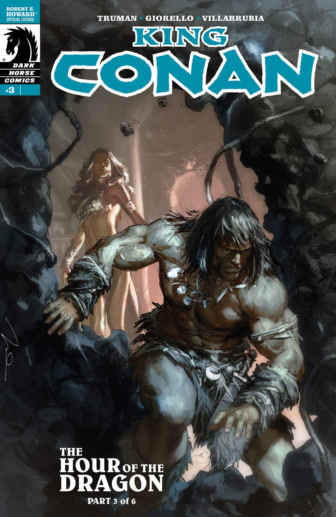 King Conan: Hour of the Dragon #3