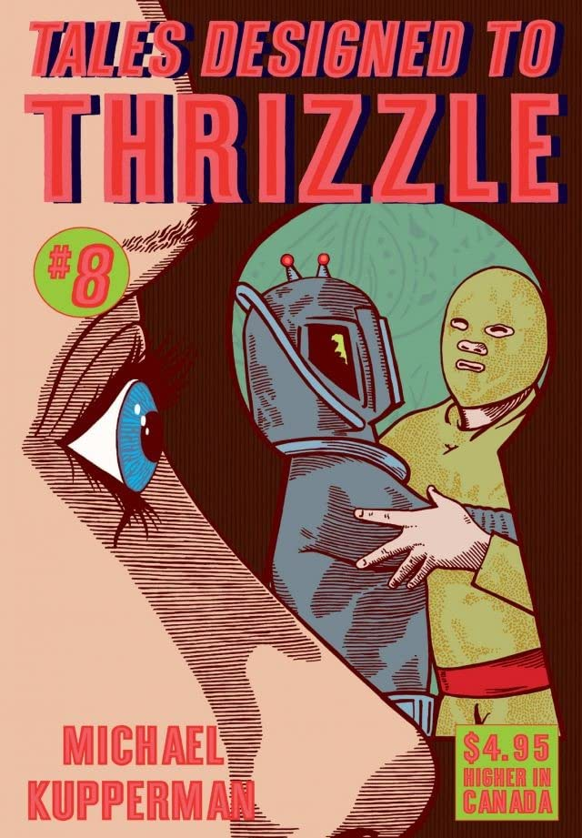 Tales Designed To Thrizzle #8