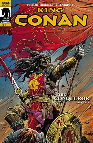 King Conan: The Conqueror #6