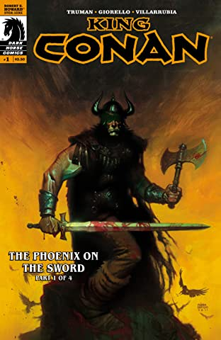 King Conan: The Phoenix on the Sword #1