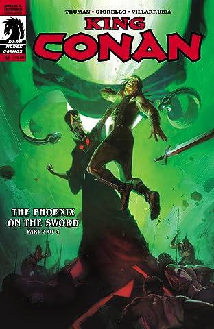 King Conan: The Phoenix on the Sword #2