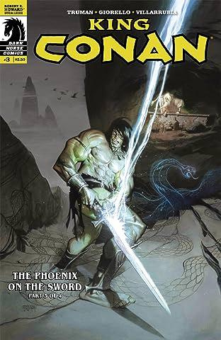 King Conan: The Phoenix on the Sword #3