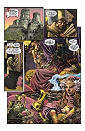 King Conan: The Scarlet Citadel #1