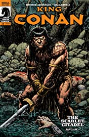 King Conan: The Scarlet Citadel #3