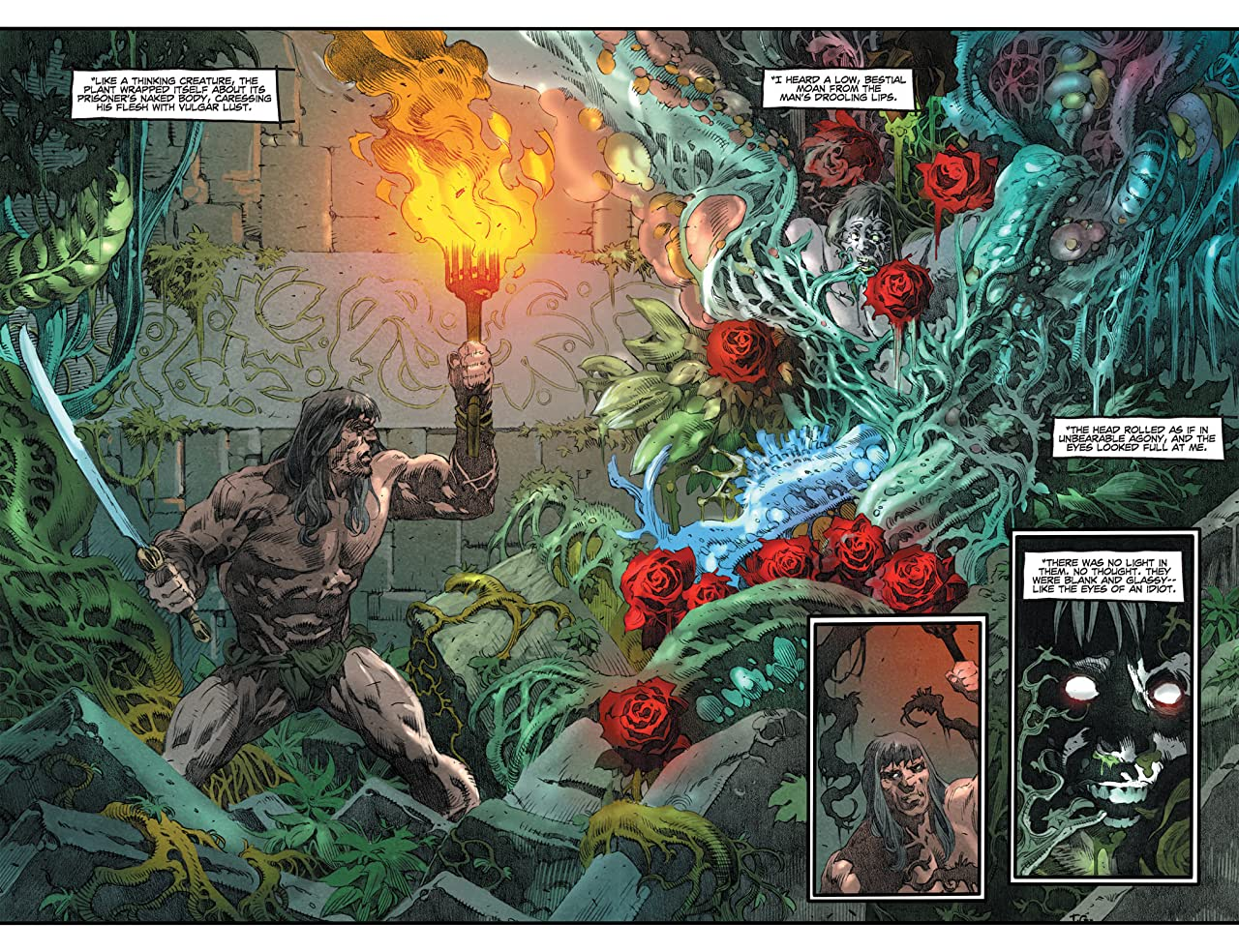 King Conan: The Scarlet Citadel #3