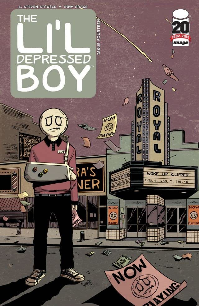 The Li'l Depressed Boy #14