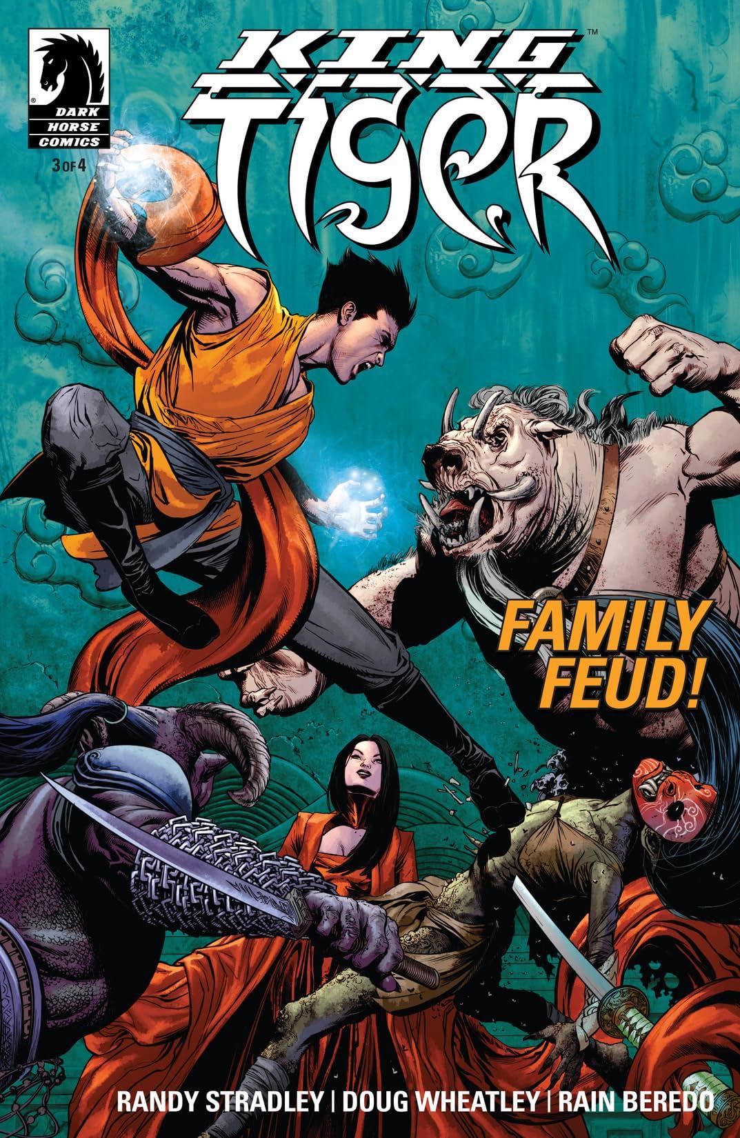 King Tiger #3