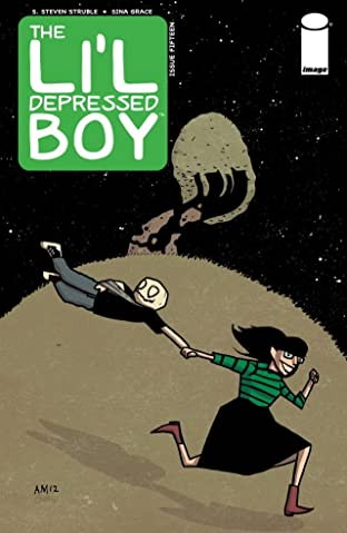 The Li'l Depressed Boy #15