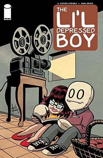 The Li'l Depressed Boy #16