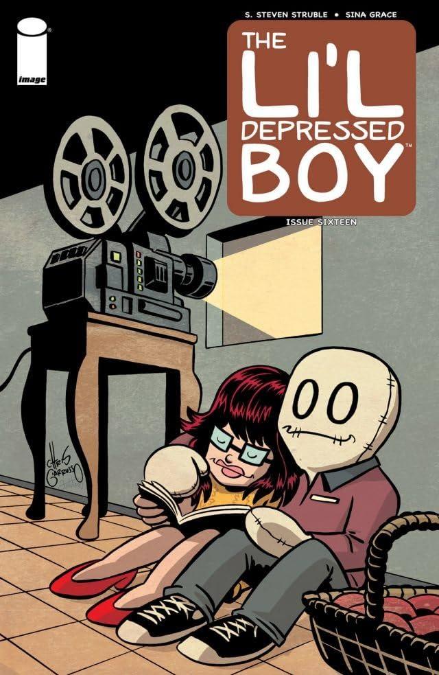 The Li'l Depressed Boy #16