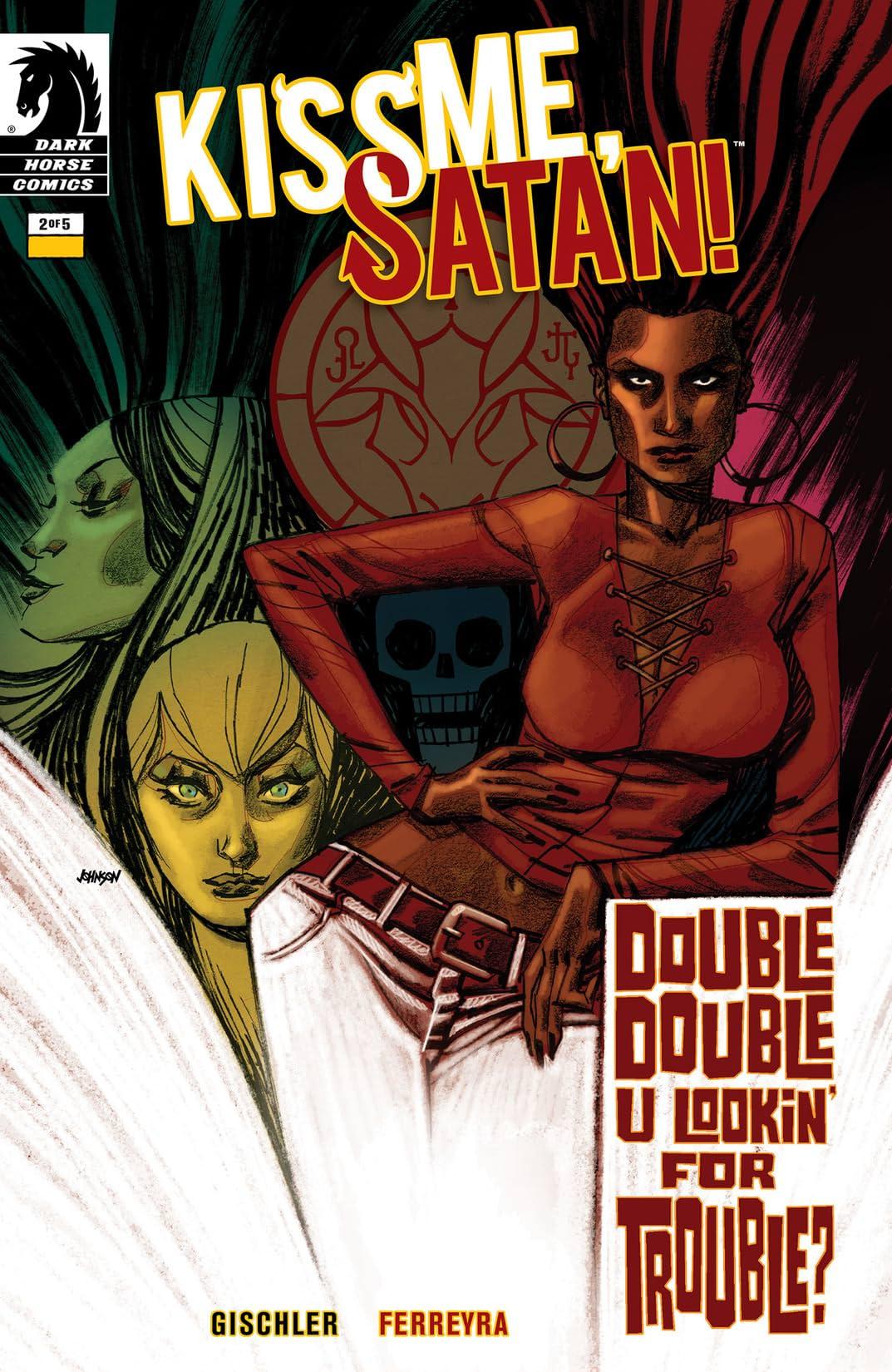 Kiss Me, Satan #2