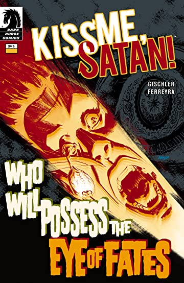 Kiss Me, Satan #3
