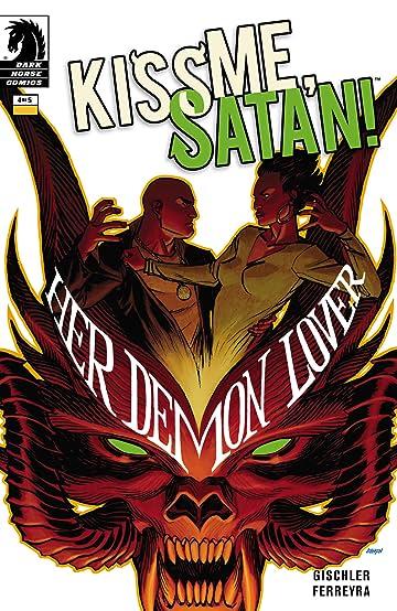 Kiss Me, Satan #4