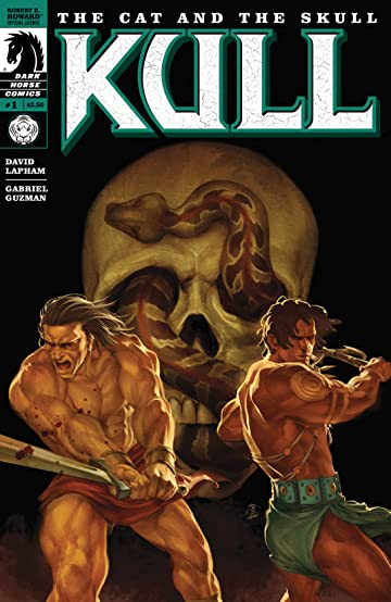Kull: The Cat and the Skull #1