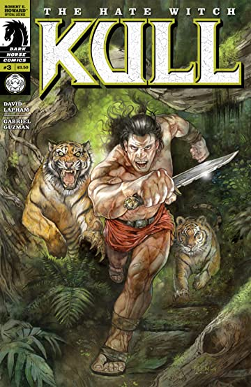 Kull: The Hate Witch #3