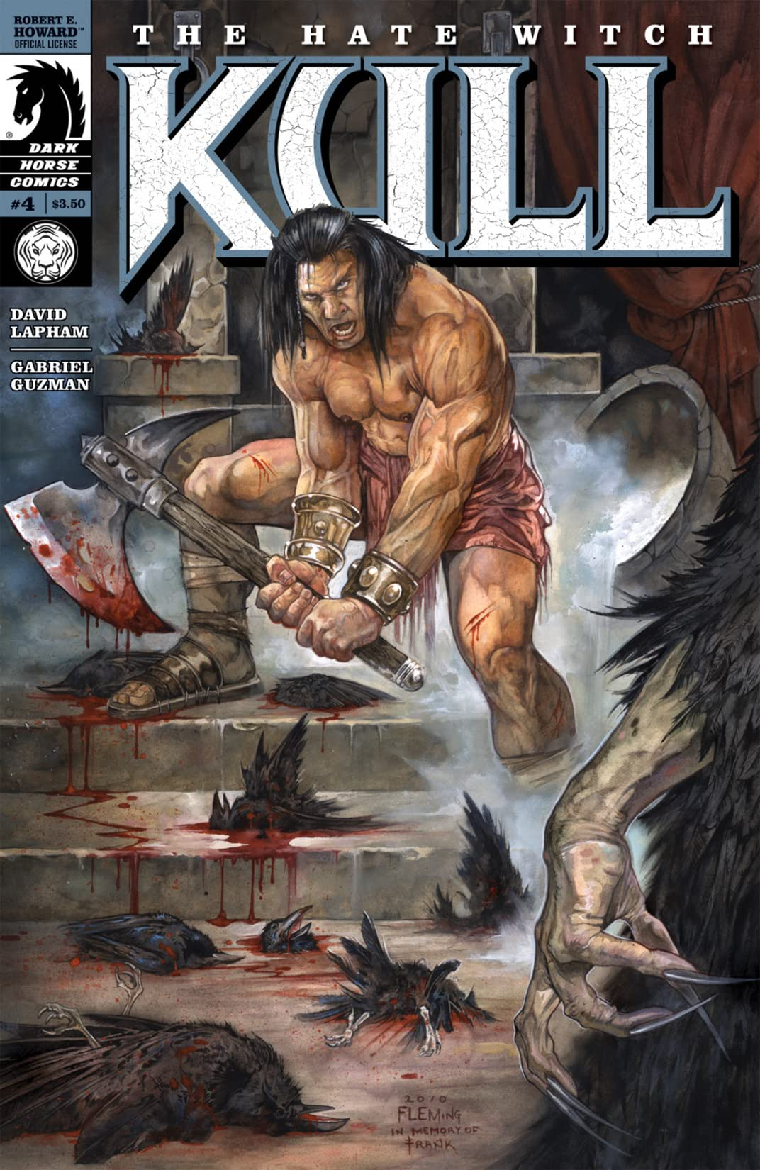 Kull: The Hate Witch #4