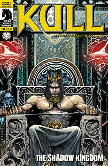 Kull: The Shadow Kingdom #2