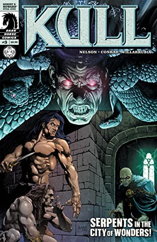 Kull: The Shadow Kingdom #3