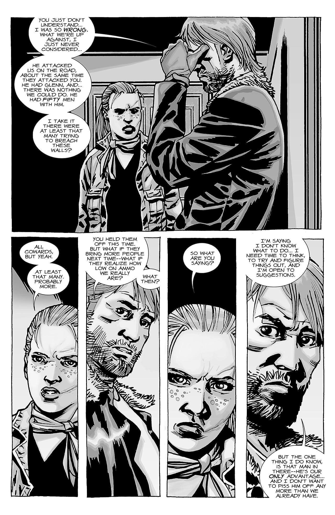 The Walking Dead #102