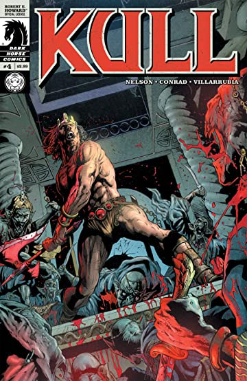 Kull: The Shadow Kingdom #4