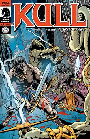 Kull: The Shadow Kingdom #6