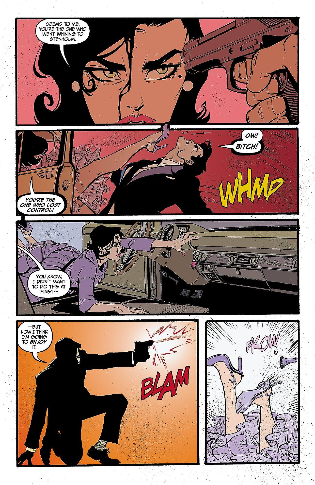Lady Killer #4