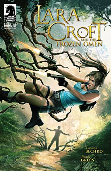 Lara Croft and the Frozen Omen #1